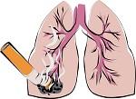 Lung Cigarette