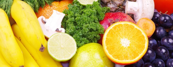5 Ways To Eat More Fruit & Vegetables