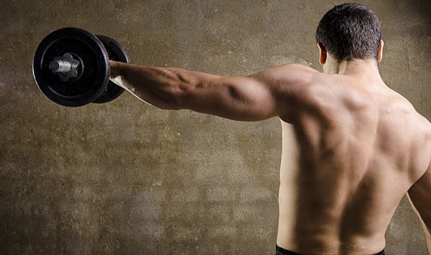 Strength - lifting weights